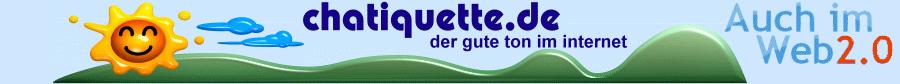 chatiquette.de - der gute ton im internet chat